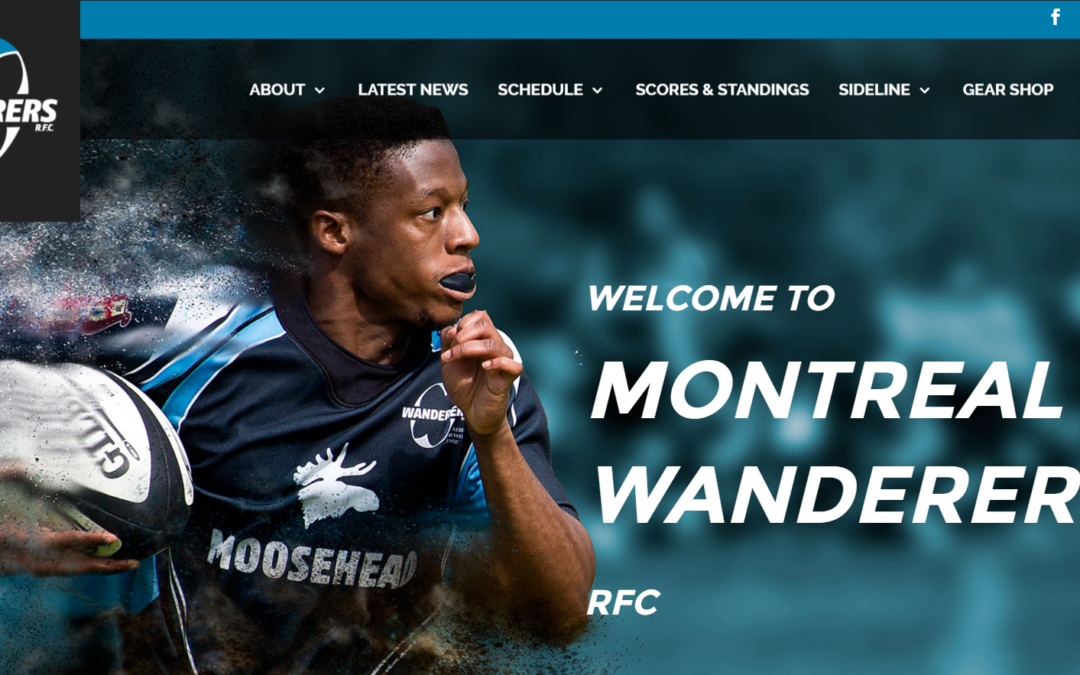 The New Montreal Wanderers RFC Website