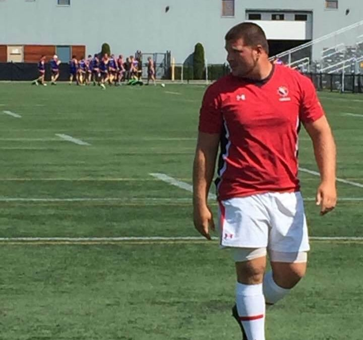 Marco Caza, Canada U20 Prospect Commits to the Montreal Wanderers RFC