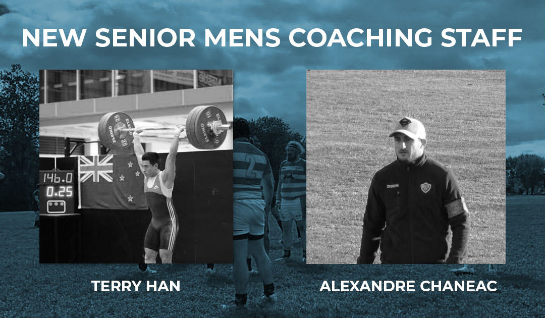 MWRFC Announces New Mens Coaching Team for 2018 Season